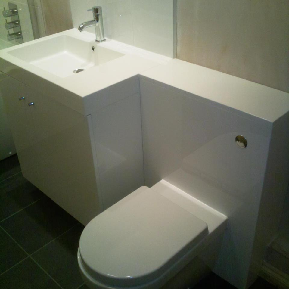 Toilet And Sink : Pure Bathrooms Installations Plumbing and Bathroom Installations in ...